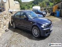 2001 BMW E46 330D M Sport Spares or Repairs