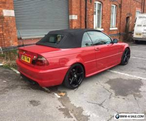 BMW 325 CI SPORT CONVERTIBLE for Sale