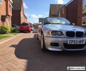 BMW M3 E46 for Sale