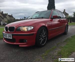 BMW m sport touring 320d manual  for Sale