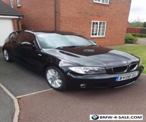 BMW 1 series 118d m-sport 3 door 2008 for Sale
