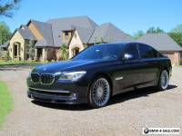 2012 BMW 7-Series Automatic