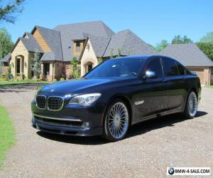 2012 BMW 7-Series Automatic for Sale
