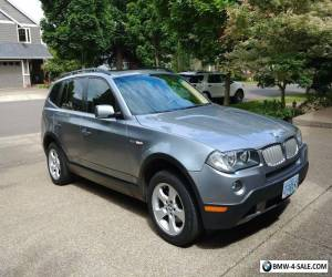 2008 BMW X3 3.0si Sport Utility 4-Door for Sale