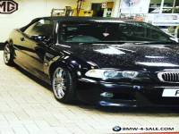 BMW M3 Ltd Edition, E46. 3.2. Convertible. Black. BOTH Fobs, Last 5 Years owned