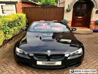 BMW M3 DCT V8 Convertible 2008, Top Spec - Red Leathers (E93)