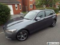 BMW 1 Series 2.0 116d Sport Sports Hatch 5dr (start/stop)
