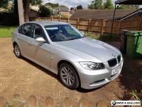 BMW 318i SE 2.0 petrol 2007 4 dr