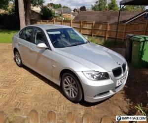 BMW 318i SE 2.0 petrol 2007 4 dr for Sale