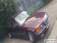 BMW E36 323i touring