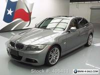 2009 BMW 3-Series 335XI SEDAN AWD M-SPORT HTD SEATS SUNROOF