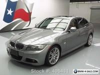 2009 BMW 3-Series 335XI SEDAN AWD M-SPORT HTD SEATS SUNROOF