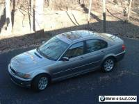 2004 BMW 3-Series 325XI