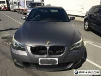 BMW 525i Luxury Sports