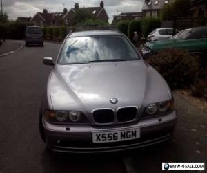 BMW 530 diesel Estate for Sale