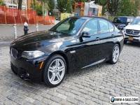 2016 BMW 5-Series M PACKAGE