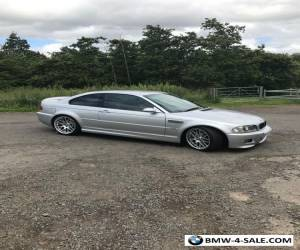 E46 BMW m3 not csl modified  for Sale