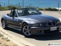 2000 BMW Z3 M Roadster Convertible 2-Door
