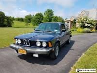 1982 BMW 3-Series Base Coupe 2-Door