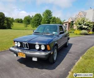 1982 BMW 3-Series Base Coupe 2-Door for Sale
