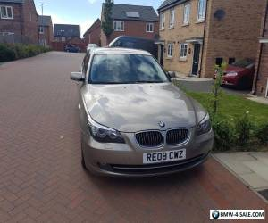 BMW 5 Series 3.0 525d SE 4dr for Sale