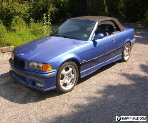 1998 BMW M3 M3 2 dr Convertible for Sale