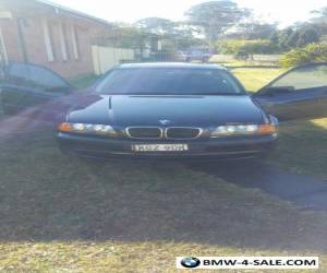 bmw E46 318I 1999 with 5 month rego for Sale