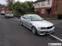 BMW E46 M3 2004 SMG 78000 miles P/X considered