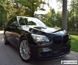 2014 BMW 7-Series Base Sedan 4-Door for Sale