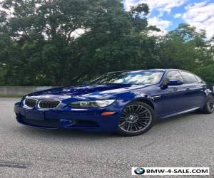 2008 BMW M3 Technology Package for Sale
