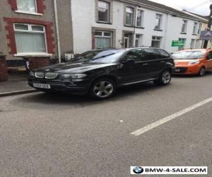 BMW X5 e53 3.0d sport facelift model low mileage  for Sale