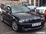 Bmw e46 coupe M sport  for Sale