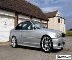 BMW  E46 3 Series 3.0 330Ci M Sport 2dr Highest Spec FBMWSH  for Sale