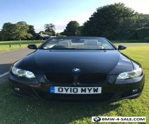Bmw 3 series 2.0 M Sport Highline Convertible  for Sale