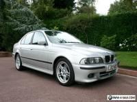 2002 BMW E39 525I M SPORT AUTO, 6 MONTHS MOT, SERVICE HISTORY, PART EX TO CLEAR