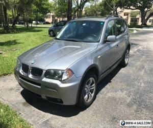 2006 BMW X3 for Sale