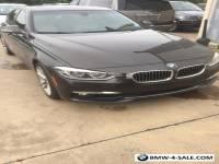 2016 BMW 3-Series Sport package
