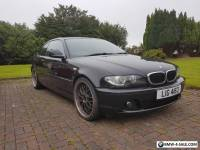 2006 BMW 3 series 320d Coupe