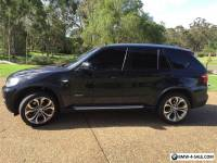 BMW X5 2011 E70 sports innovation semi automatic