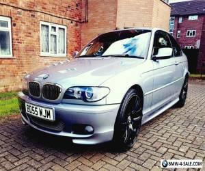 BMW 3SERIES (E46) 325CI MSPORT for Sale