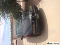 2001 BMW 5-Series 4 Door Sedan