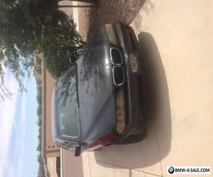 2001 BMW 5-Series 4 Door Sedan for Sale