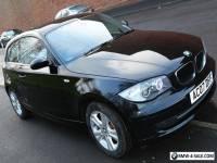 2007 BMW 1 Series 2.0 120d SE AUTO 3dr