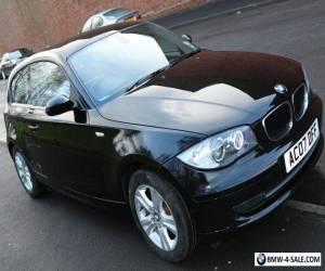 2007 BMW 1 Series 2.0 120d SE AUTO 3dr  for Sale