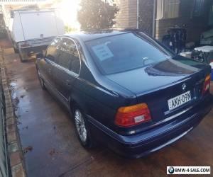 2001 BMW 5 Series Sedan for Sale