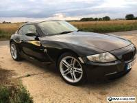 2008 BMW Z4 Coupe 3.0 Si Sport