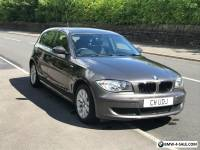 BMW 118D ES 2009 / 09 1 series 5 door hatchback 2.0 12 months MOT 119,500 miles