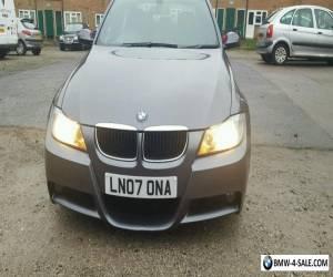 BMW 320d M Sport Auto 2007  for Sale