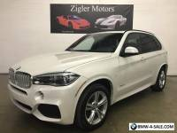 2015 BMW X5 xDrive50i Sport Utility 4-Door