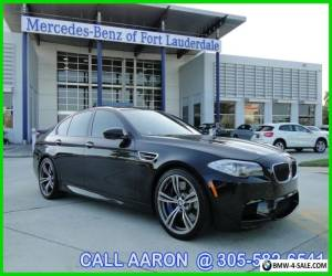 2013 BMW M5 CALL AARON 305-582-6541 for Sale